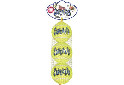 Image for Kong Air Kong Sq.Tennis Ballx3 koiran lelu, koko  M from Kodin Terra