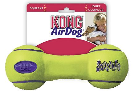 Image for Kong Air Kong Sq. Dumbbell  koiran lelu, koko M from Kodin Terra