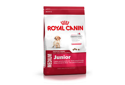 Image for Royal Canin Medium Junior koiranruoka 15kg from Kodin Terra