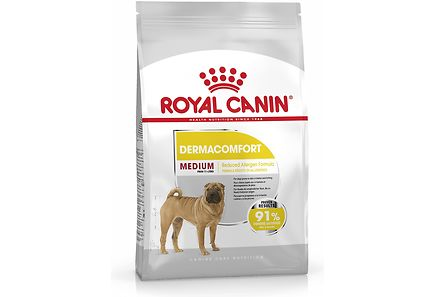 Image for Royal Canin Canine Care Nutrition Dermacomfort Medium 10Kg from Kodin Terra