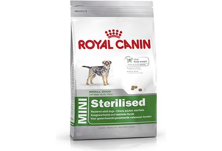 Image for Royal Canin Mini Sterilised koiranruoka 2kg from Kodin Terra