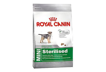 Image for Royal Canin Mini Sterilised koiranruoka 8kg from Kodin Terra