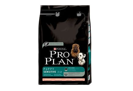 Image for Pro Plan Puppy Sensitive Salmon&Rice 3 kg from Kodin Terra