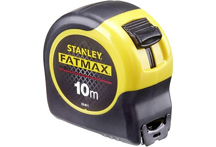 "Image for STANLEY 0-33-811 Rullamitta FATMAX ""BLADE ARMOR"" 10mx32mm from Kodin Terra"