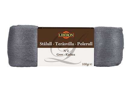 Image for Liberon 100g teräsvilla No 2 from Kodin Terra