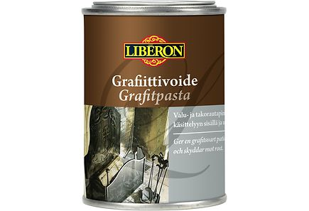 Image for Liberon 250ml grafiittivoide mustanharmaa from Kodin Terra