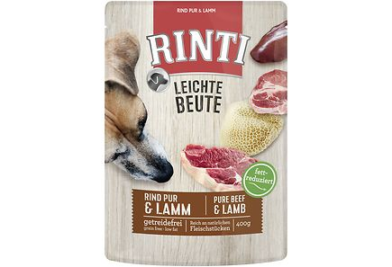 Image for Rinti Pure Nauta & Lammas 400G Pss from Kodin Terra