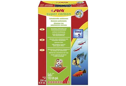 Image for Sera Super Carbon 250 g from Kodin Terra