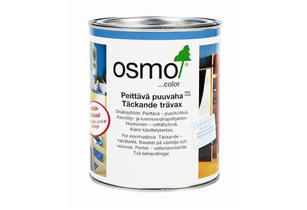 Osmo Color - Osmo Color 750ml puuvaha 3169 noki