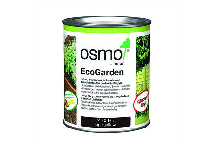 Image for Osmo Color 750ml EcoGarden suojaöljy hiili from Kodin Terra