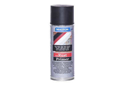 Image for Maston ruosteenestopohjamaalispray 400ml musta from Kodin Terra