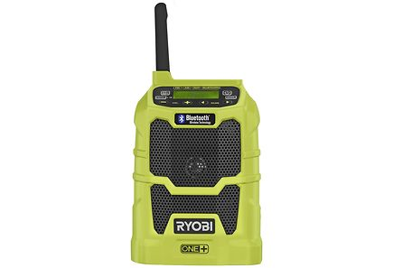 Image for Ryobi radio R18R-0 BLUETOOTH ONE+ 18V from Kodin Terra