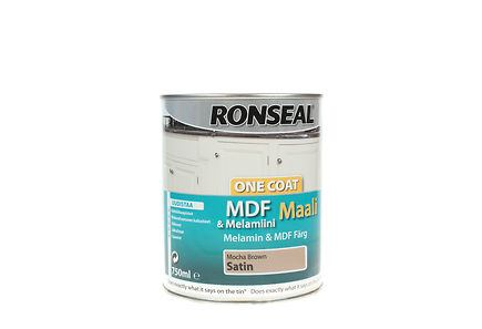 Image for Ronseal melamiinimaali 750ml Ruskea satiini from Kodin Terra