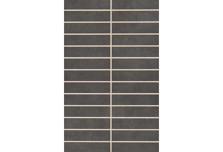 Image for ABL Seinälaatta Home Country City Charcoal mosaic 25x40 satin from Kodin Terra