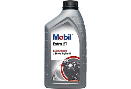 Image for Mobil Extra 2T 1l 2-tahtimoottoriöljy from Kodin Terra