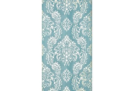 Image for Simple Nature tapetti damask blue 263778 10,05m from Kodin Terra