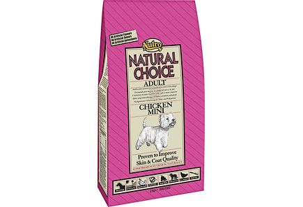 Image for Nutro Adult Chick & Rice Mini 7 kg from Kodin Terra