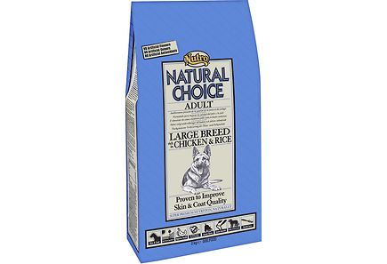 Image for Nutro Natural Choice Adult Large Breed rich in Chicken & Rice koiranruoka 12 Kg from Kodin Terra