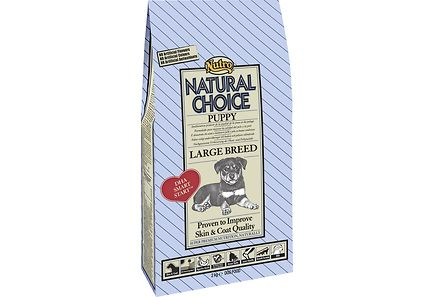Image for Nutro Natural Choice Puppy Large Breed Chicken & Rice koiranruoka 12 Kg from Kodin Terra