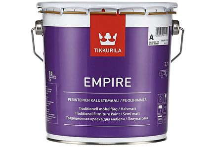 Image for Tikkurila Empire A Ph 2,7l Kalustemaali from Kodin Terra