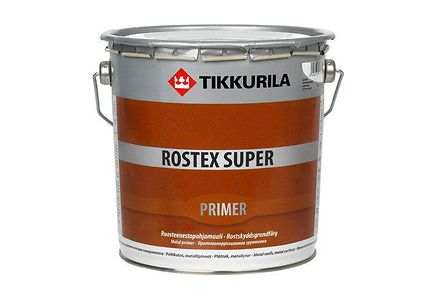 Image for Tikkurila Rostex Super Harmaa 3l from Kodin Terra