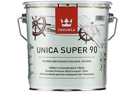Image for Tikkurila Unica Super 90 2,7l Kiiltävä from Kodin Terra