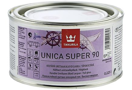 Image for Tikkurila Unica Super 90 0,225l Kiiltävä from Kodin Terra