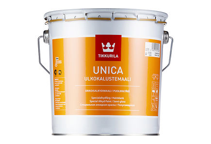 Image for Tikkurila Unica A 2,7l Ulkokalustemaali from Kodin Terra