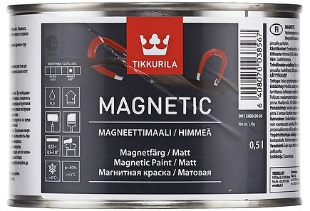 Image for Tikkurila Magnetic Magneettimaali 0,5l from Kodin Terra