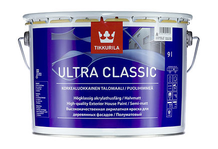 Image for Tikkurila Ultra Classic A 9l from Kodin Terra
