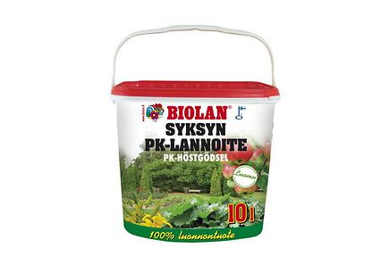 Image for Biolan Syksyn PK-lannoite 10 l from Kodin Terra