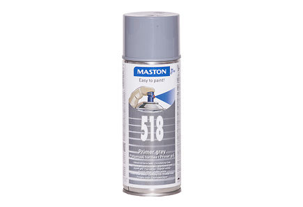 Image for Maston ColorMix spraypohjamaali harmaa 518 400ml from Kodin Terra