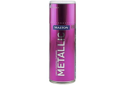 Image for Maston Metallic  spraymaali 400ml purppuranpunainen from Kodin Terra