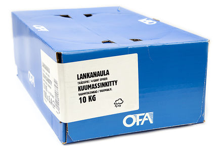 Image for Lanakanaula kuumasinkitty 60x2,5 10KG OFA from Kodin Terra