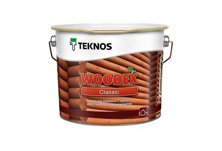 Image for Kuullote Teknos  Woodex Classic 2,7 l from Kodin Terra