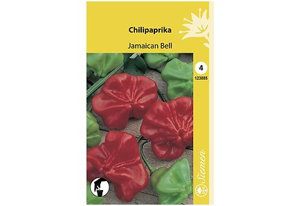 Image for Chilipaprika Jamaican Bell from Kodin Terra