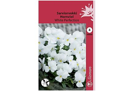 Image for Sarviorvokki White Perfection from Kodin Terra