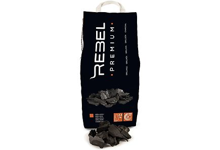 Image for Rebel Premium grillihiili 2,5 kg from Kodin Terra