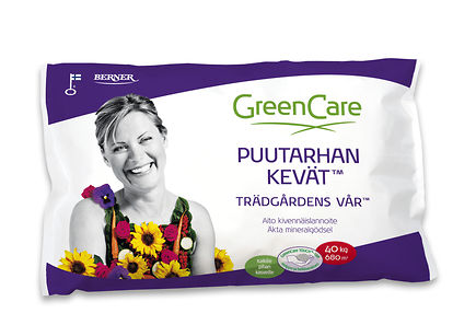 Image for GreenCare 40kg Puutarhan Kevät from Kodin Terra