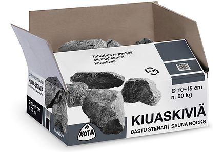 Image for Kota Kiuaskivi 10-15 20kg from Kodin Terra