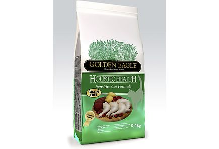 Image for Ge Holistic Sensitive Cat kissanruoka 0,4 Kg from Kodin Terra