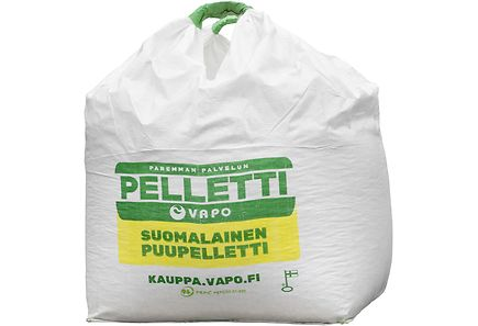 Image for Puupelletti 500kg from Kodin Terra