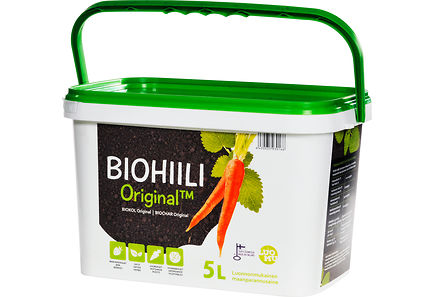 Image for Biohiili Original 5 l from Kodin Terra