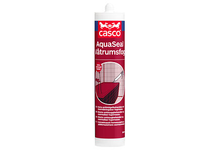 Image for Casco AquaSeal saumausmassa 300 ml tumma harmaa from Kodin Terra