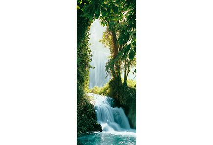 Image for Idealdecor ovikuva Zaragosa Falls 00501 86x200cm from Kodin Terra