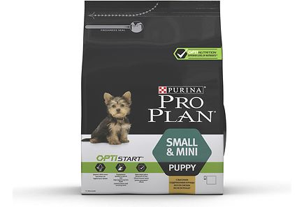Image for PP Small & Mini Puppy - OPTISTART 3kg from Kodin Terra