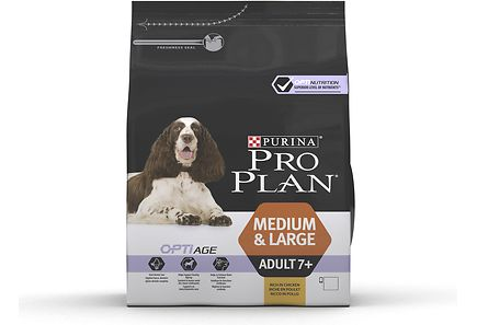 Image for PP Medium & Large ADULT 7+ - OPTIAGE 3kg from Kodin Terra