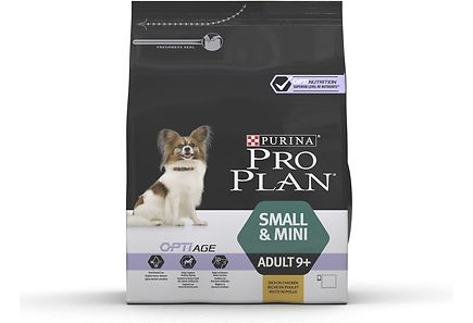 Image for PP 3 kg Small & Mini ADULT 9+ - OPTIAGE from Kodin Terra