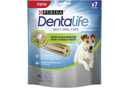 Image for Purina Dentalife 115g Small koiran dental-herkku from Kodin Terra