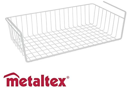 Image for Metaltex Babatex hyllynaluskori 50x26x14cm from Kodin Terra
